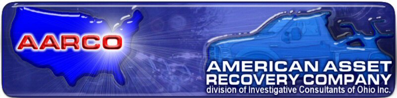 Banner for American Asset Recovery Company